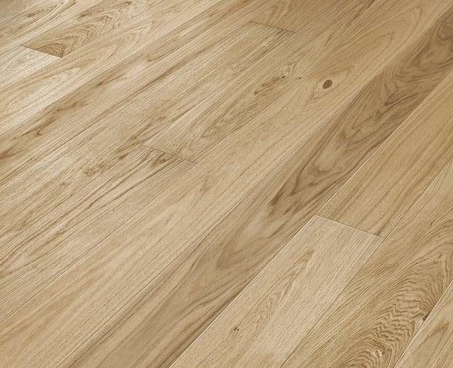 Oxford Oak Brushed UV Oiled Engineered Hardwood Flooring