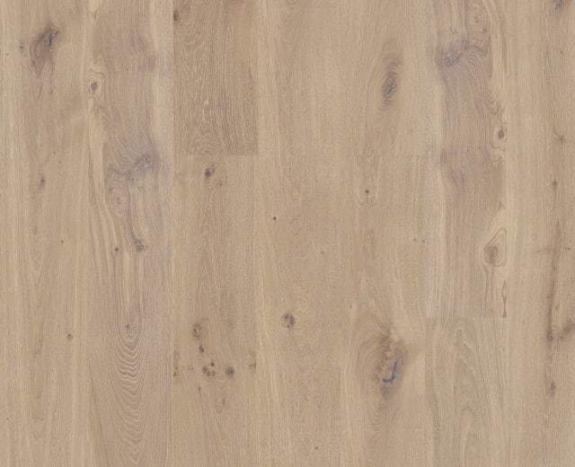 Snow Stained Oak Brushed Oiled Engineered Hardwood Flooring