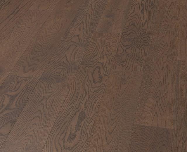 Clay Stained Oiled Oak Engineered Hardwood Flooring