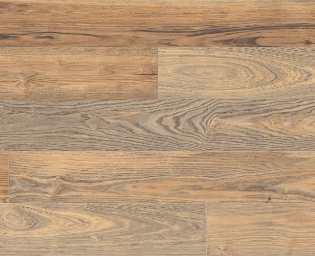 Barrel Ash Heavy Brushed Oiled Engineered Hardwood Flooring