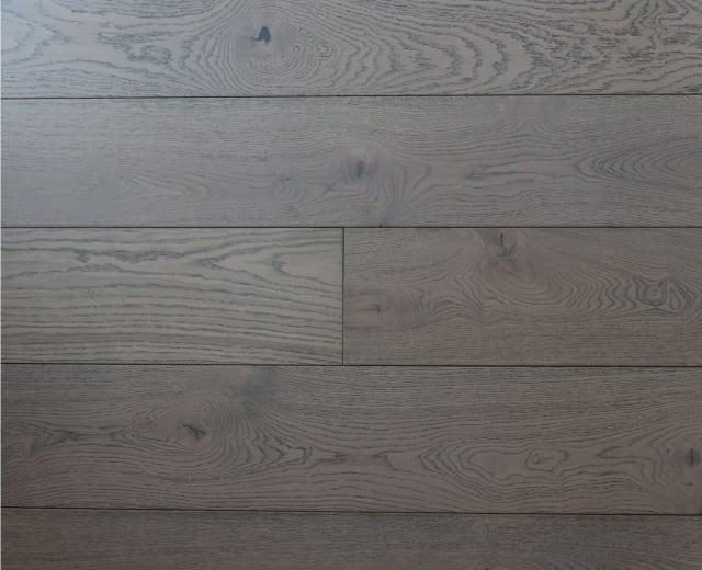 Naunton Stained Oak Brushed Lacquered Hardwood Flooring