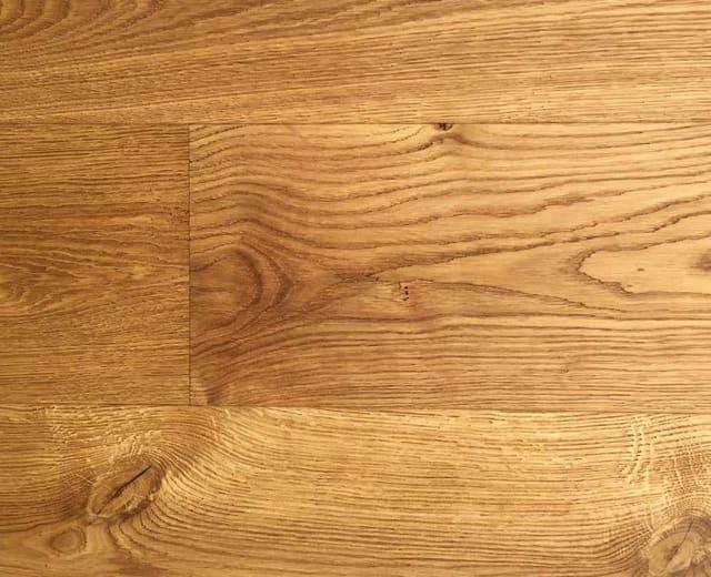 Tree Plank Oak Natural Oiled Engineered Hardwood Flooring