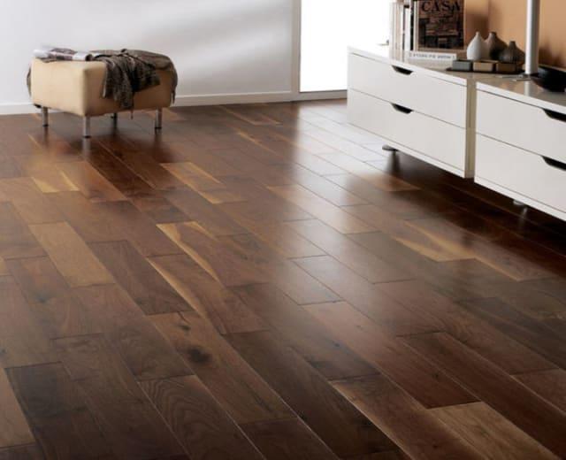 American Black Walnut 150mm UV-Oiled Engineered Hardwood Flooring