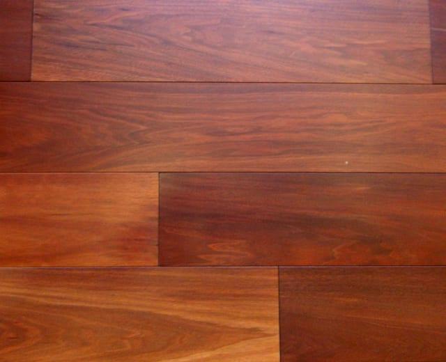 Curupau - Kayapau  Lacquered Hardwood Flooring
