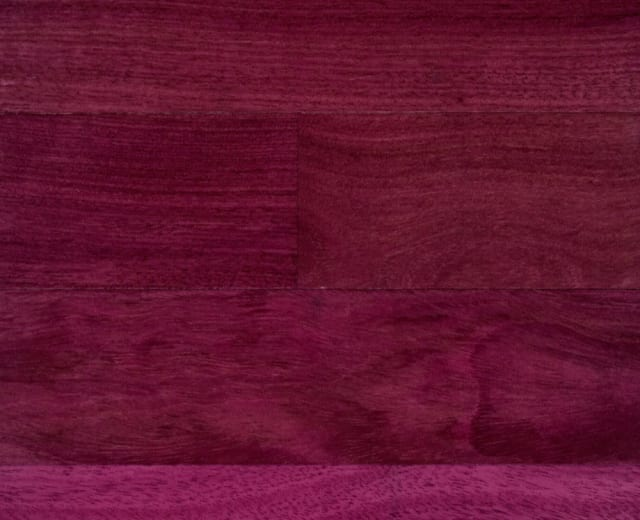Purpleheart Lacquered Solid Hardwood Flooring