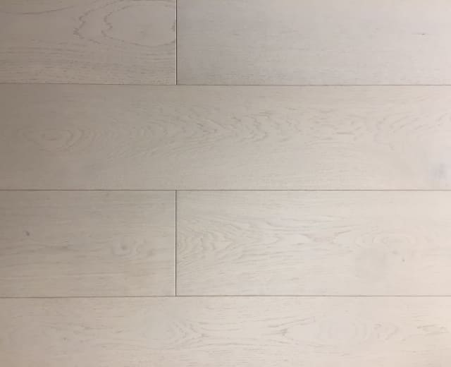 Saranda White Stained Oak Brushed UV Oiled Engineered Hardwood Flooring