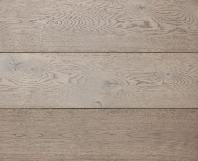 Elephant Grey LED Oak Engineered Hardwood Flooring