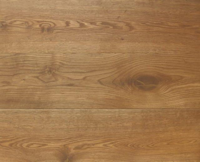 Smoked Oak LED Oiled Wide Board Engineered Wood Flooring