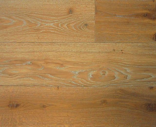 Dolphin Grey Oak LED Oiled Wide Board Engineered Hardwood Flooring