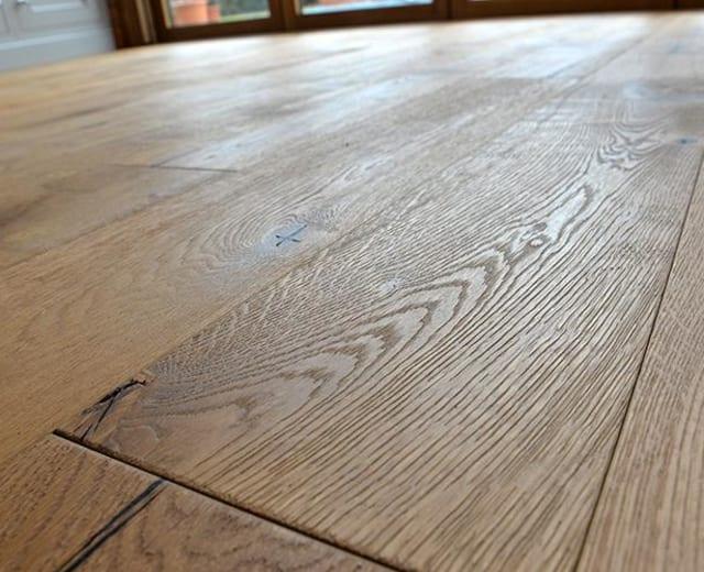 Old Beam Oak Embossed & Hardwax Oiled Engineered Hardwod Flooring