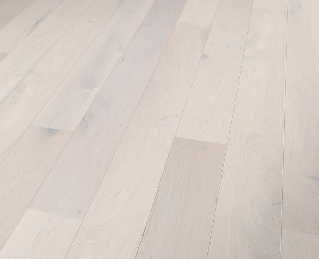 Naarden Oak White Oiled Engineered Hardwood Flooring
