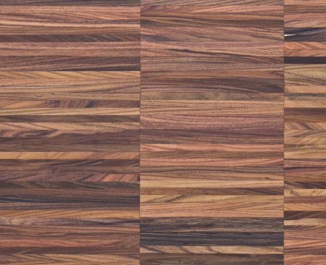 Morado Industrial Finger Parquet Block Hardwood Flooring