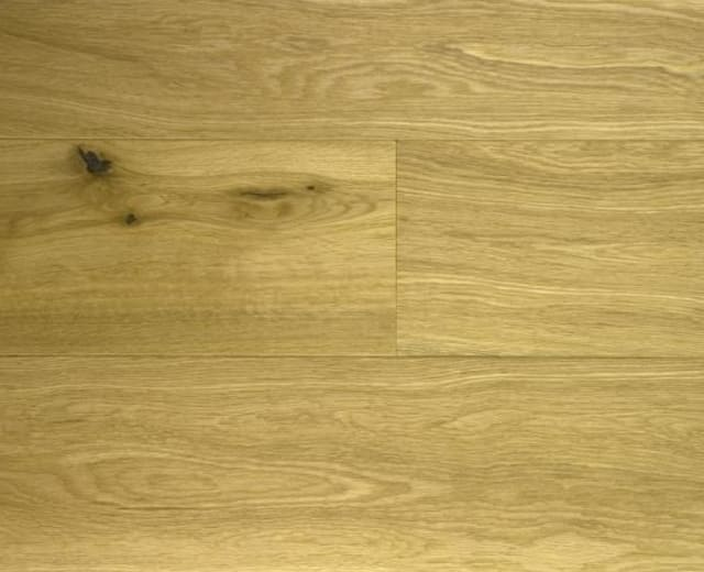 Oak 240mm Wide Brushed & UV Oiled