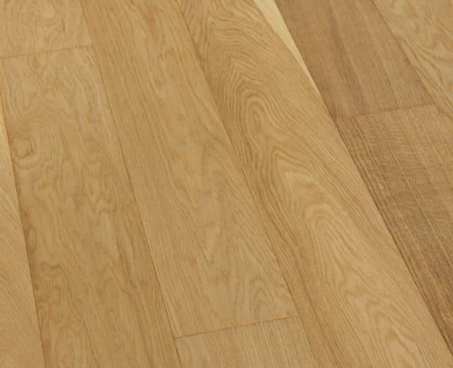 Oak Natural  Brushed & UV Oiled 150mm Engineered Hardwood Flooring