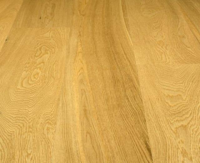 Oak Natural  Brushed & UV Oiled 189mm Engineered Hardwood Flooring