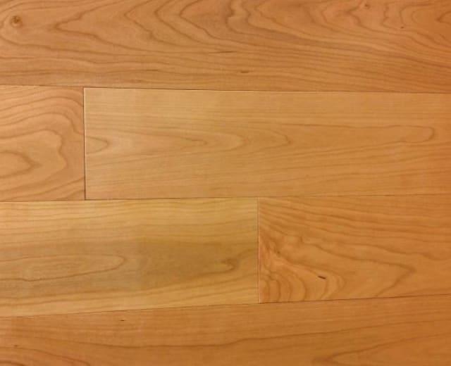 Canadian Cherry Solid Hardwood Flooring