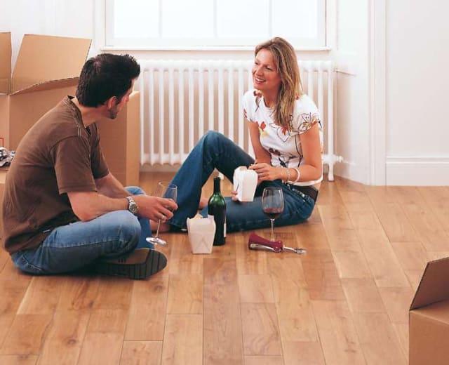 Canadian Red Oak Solid Hardwood Flooring