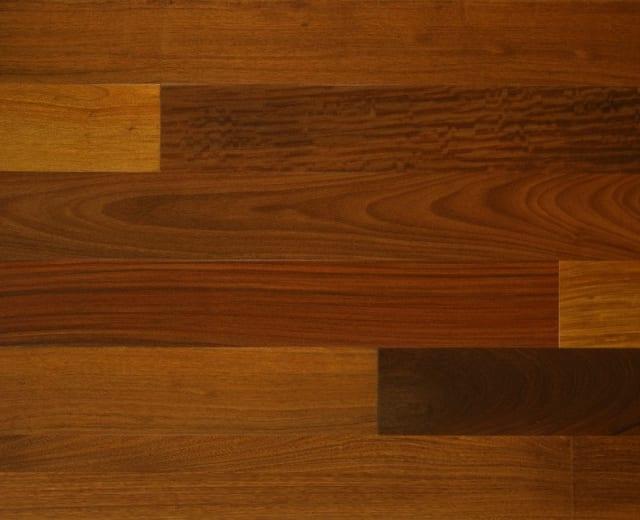 Ipe / Tajibo Lacquered Solid Hardwood Flooring