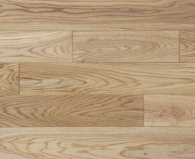 18mm Solid Oak Flooring - 90mm Lacquered
