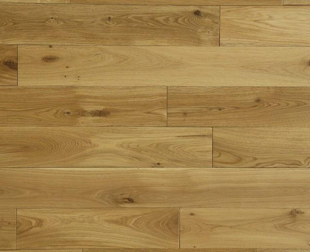 Oak 150mm Lacquered Hardwood Flooring