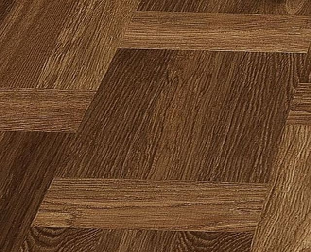 Fumed Oak Dutch Patterned Parquet Flooring