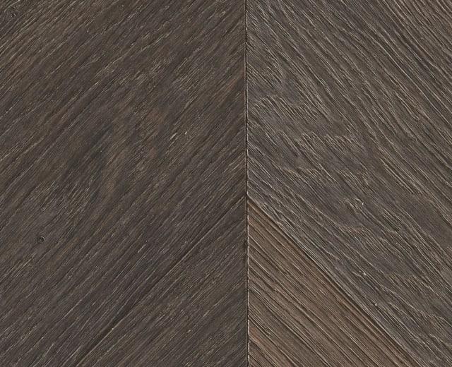 Carlsten Oak Brushed & Natural Oil Chevron Parquet Flooring