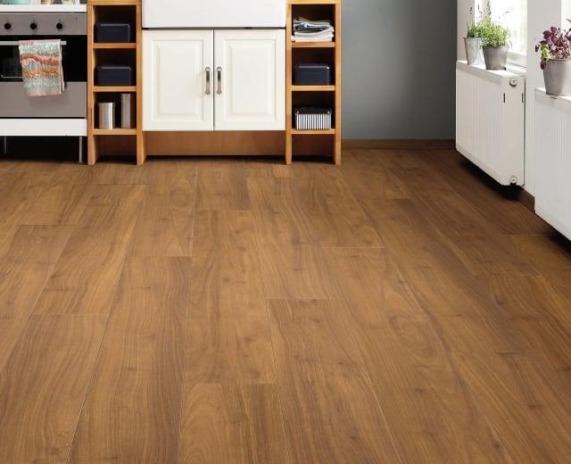 Afrormosia (African Teak) Lacquered Solid Hardwood Flooring