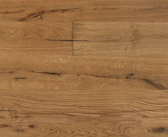 Natural Forest Oak Subtle Hand-scraped Oiled Engineered Hardwood Flooring