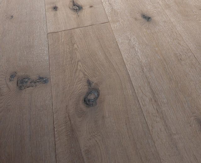 Nordic Forest Oak Subtle Hand-scraped Oiled Engineered Hardwood Flooring
