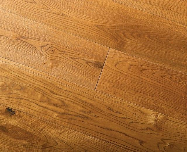 Butterscotch Oak Hardwood Flooring