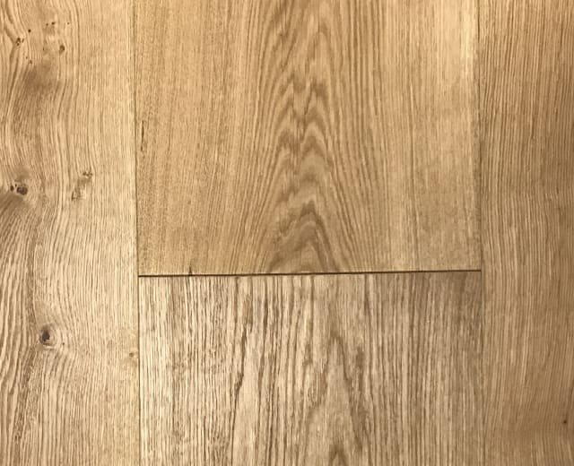 Natural Forest Oak Oiled 300mm Engineered Hardwood Flooring