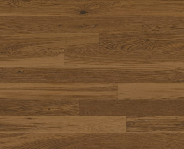 Davos Oak Antique Stained Brushed Lacquered Engineered Hardwood Flooring