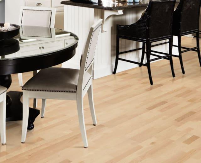 3 Strip Maple (Canadian) Engineered Hardwood Flooring