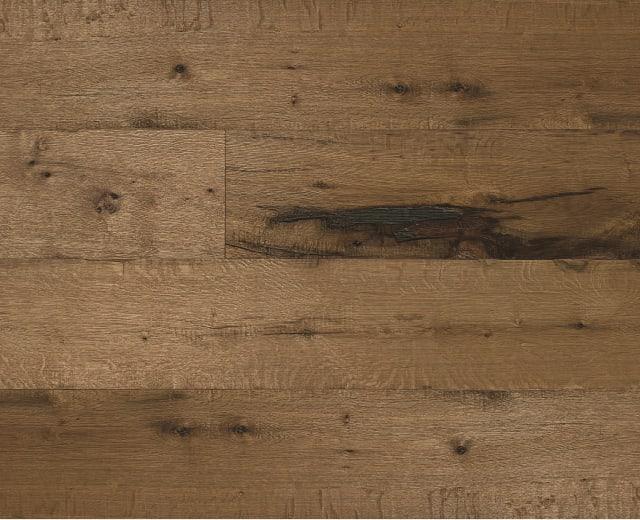 Pimlico Smoked Oak Natural Oiled Reclaimed Engineered Hardwood Flooring