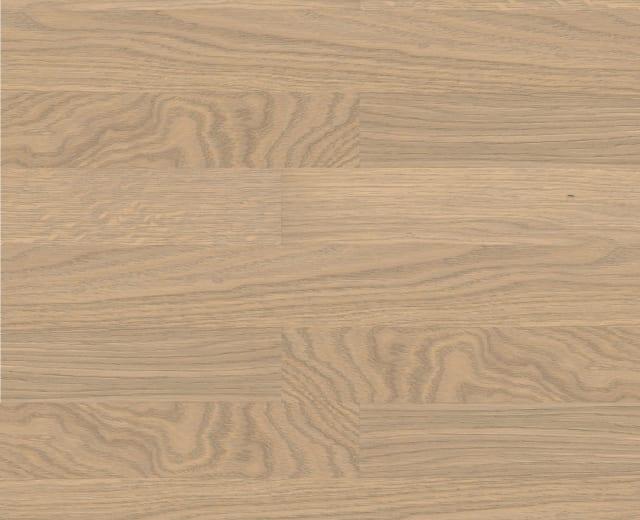 Grey Sands Oak Herringbone Parquet Lacquered Hardwood Floor