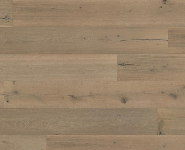 Gripsholm Castle Stained Brushed Oiled Smoked Oak 305mm Engineered Hardwood Flooring