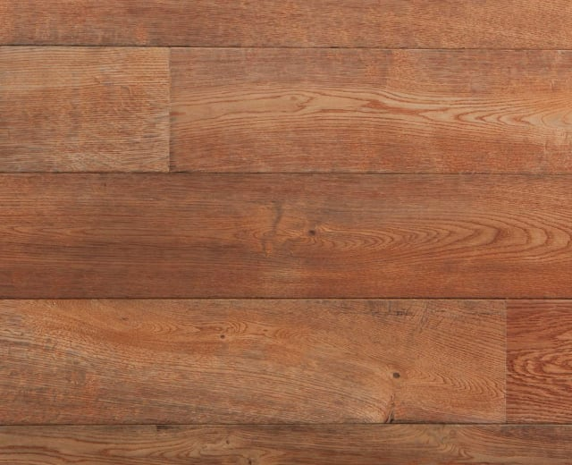 Pinchot Forest Burnt and Stained Oak Brushed Multi-Width Engineered Hardwood Flooring