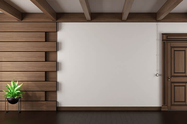 Sustainable Wood Wall Panelling - Floors to Walls