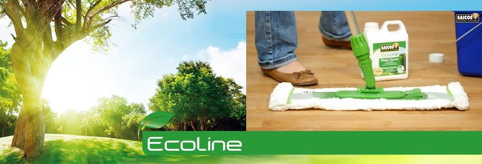 The New Saicos Ecoline Range