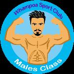 male swim