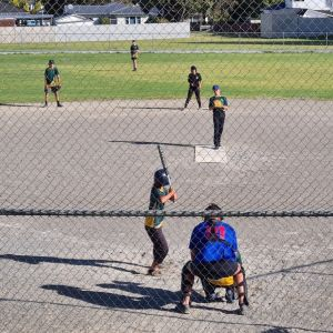 Devon Maihi was named MVP for the WHS Juniors, while Nathan Procter was the MVP for the WHS Gold softball team. Photo / Supplied.