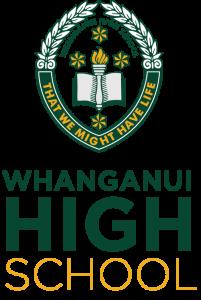 Whanganui High School Crest (2018)