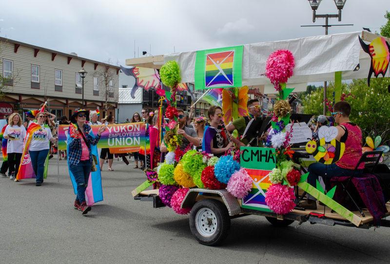 yukon pride parade