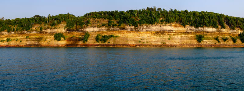 pictured rocks panorama