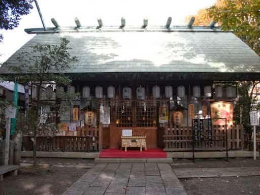 足利伊勢神社