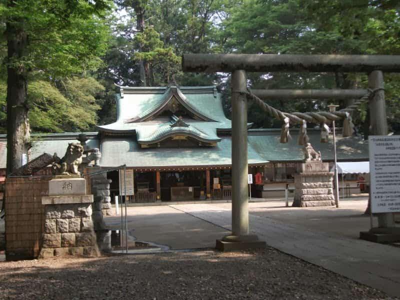 三竹山一言主神社
