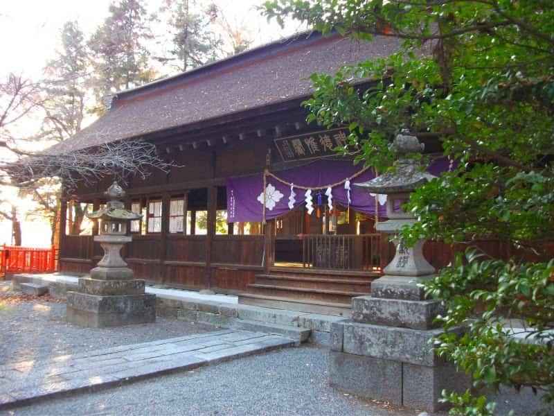 窪八幡神社