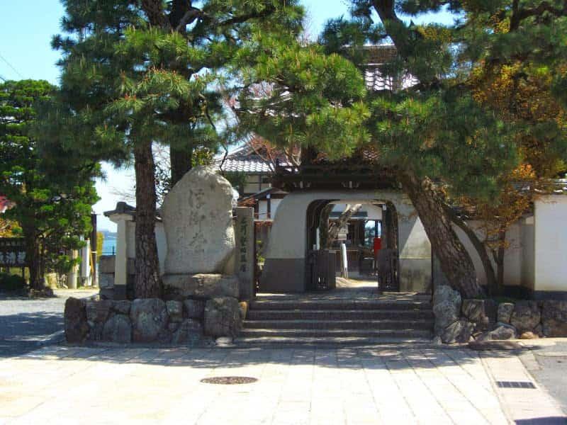 浮御堂満月寺