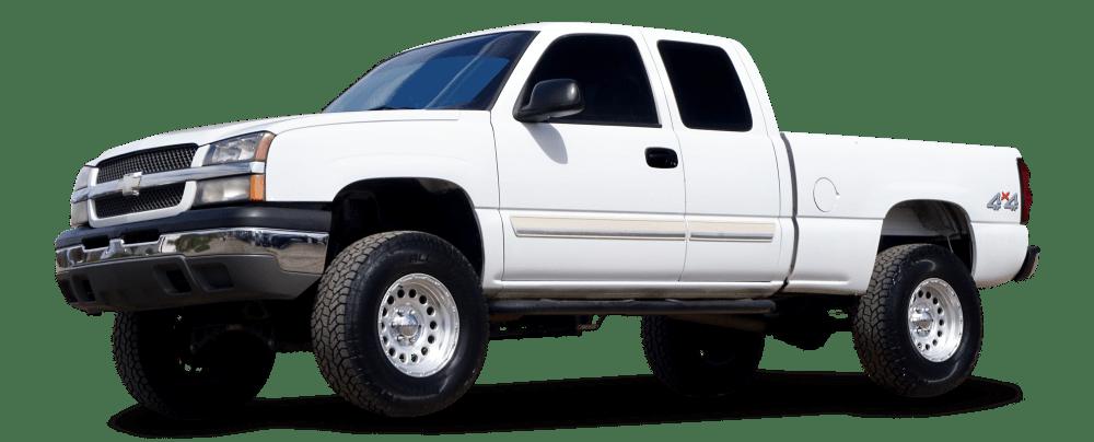 2004 Chevy Silverado 1500 4x4 - Truck For Sale