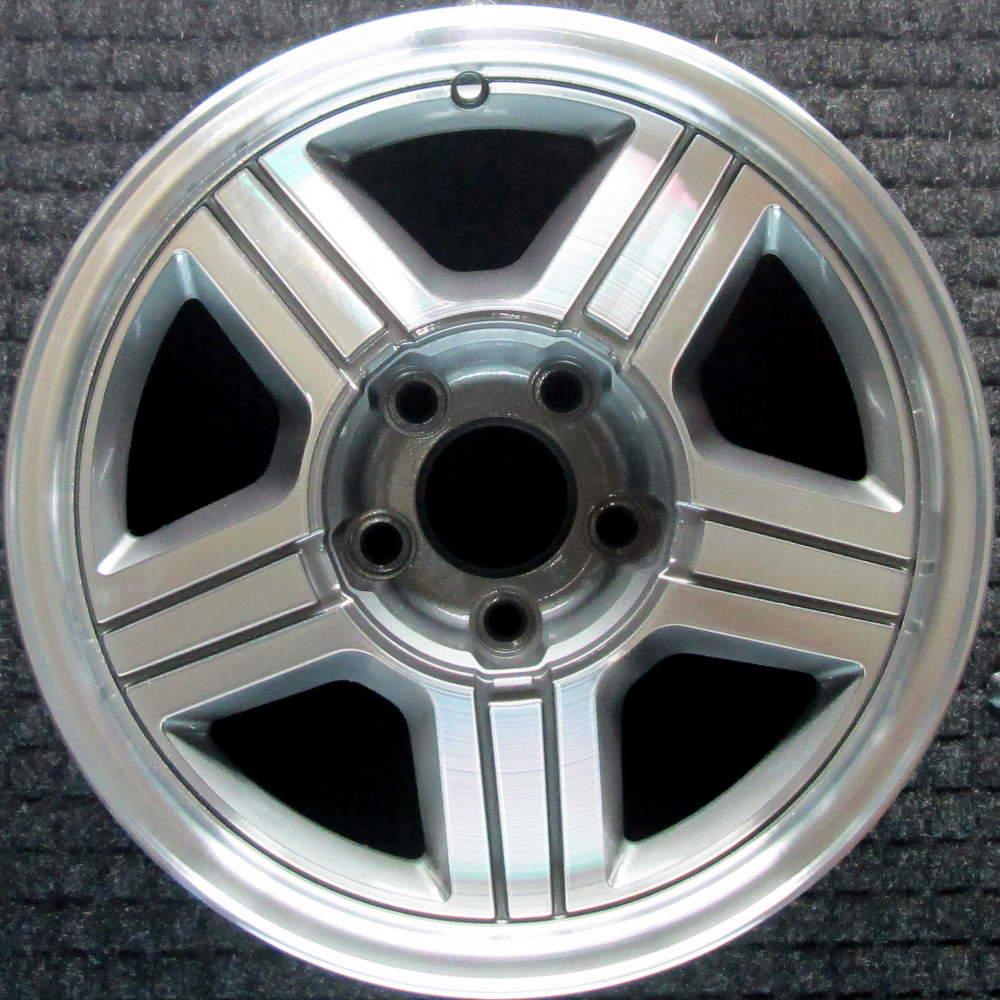 "Car Dealerships In San Antonio Tx >> GMC Sonoma 16"" OEM Wheel 1996-2000 12361588 (96-97) 12368867 (98-00)"